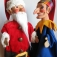 Puppentheater auf dem Moerser Weihnachtsmarkt