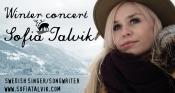 Winterkonzert mit Sofia Talvik - Schwedischer Singer Songwriter und Folk-Elfe