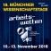 """18. Münchner Wissenschaftstage 10. bis 13. November  """"Arbeitswelten – Ideen für eine bessere Zukunf"""