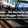 FiBloKo 2018 – die deutsche Sport- und Fitness-Blogger Konferenz