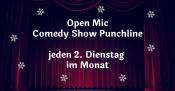16.-18. Open Mic - Comedy Show Punchline Köln