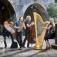 Quadro Nuevo: Flying Carpet mit Harfe