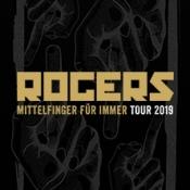 Rogers - Support: Marathonmann & Engst