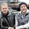 Hausboot - Tino Eisbrenner & Heiner Lürig: Fluss Der Zeit Tour 2019 -