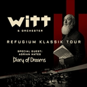 Witt & Orchester - Special Guest: Adrian Hates (Diary Of Dreams)