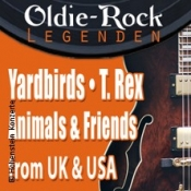 Yardbirds & Animals And Friends & T. Rex Oldie Rock Legenden - Live From Uk/ Usa