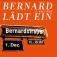 Bernard lädt ein – ein vorweihnachtlicher Einkaufsbummel