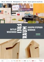 Freiraum - Detlef Waschkau & Joseph Stephan Wurmer