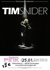 Tim Snider - Solo - Live im Pink Dormagen
