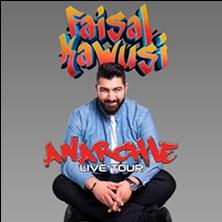 Faisal Kawusi: Anarchie (ausverkauft!)