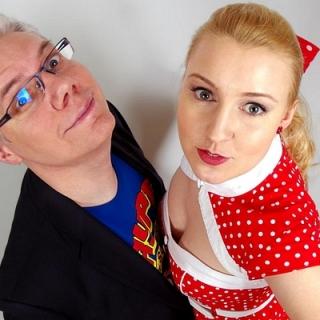 Der große Impro-Wochenrückblick   Comedy, Kabarett & Improtheater mit Charlotte & Ralf