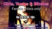 Girls, Vamps & Bitches / Do 29.11. / Kir-Hamburg