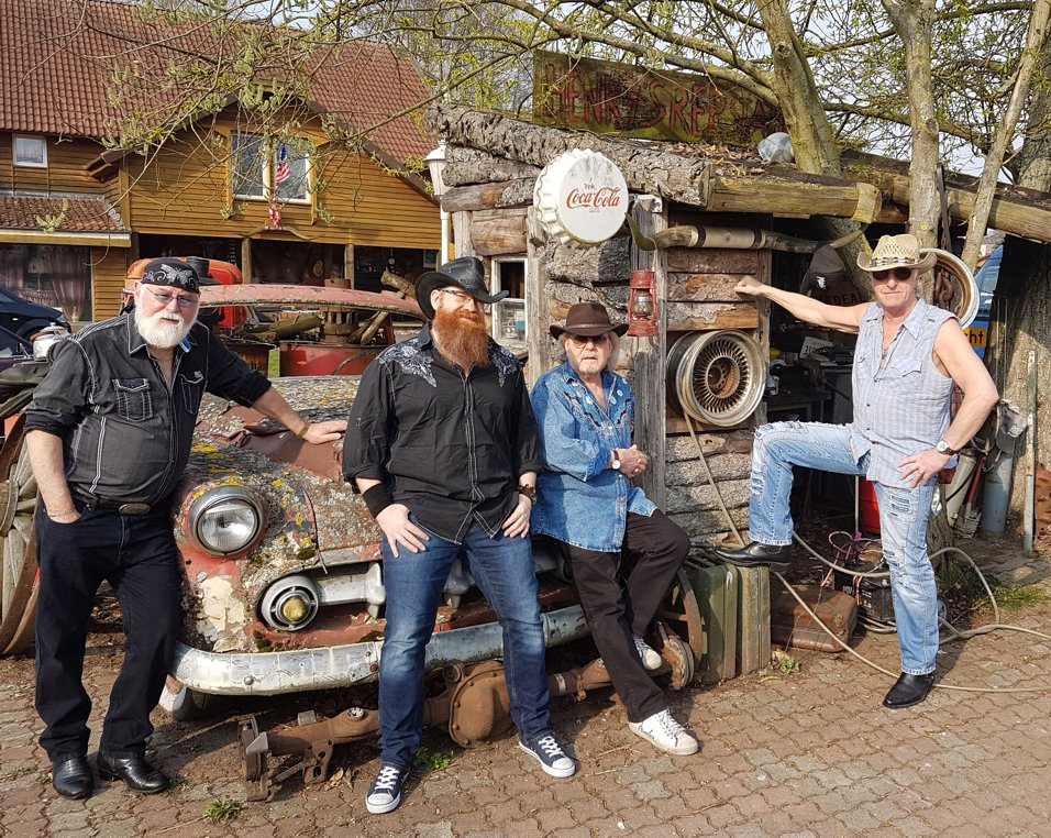 Creedence Clearwater Revived featuring Johnnie Guitar Williamson