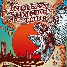 Indiean Summer Tour: Wargirl, Roe, Yoke Lore
