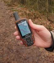 GPS-Outdoornavigation für Wanderer und Radfahrer