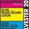 Trash Island & Retro Klub Silvester - 3 Clubs 1 Ticket