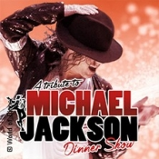 A Tribute To Michael Jackson Dinnershow Mit Sascha Pazdera