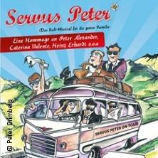 Servus Peter - Eine Hommage an Peter Alexander, Caterina Valente, Heinz Erhardt