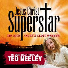 Tickets für Jesus Christ Superstar in Köln am 26.04.2019 ...