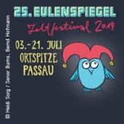 Hans Klaffl: Eulenspiegel Zeltfestival Passau 2019