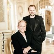 Ulrich Tukur & Sebastian Knauer