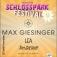 Weinheimer Schlossparkfestival: Max Giesinger, Lea, Tom Gregory, Moritz Garth