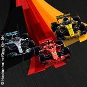 Formula 1 Mercedes-Benz Großer Preis von Deutschland / Wochenendticket