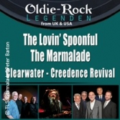 The Lovin Spoonful & Marmelade. Clearwater Creedence Revival