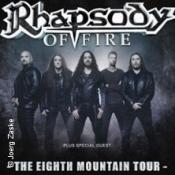 Rhapsody Of Fire plus Special Guest