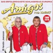Die Amigos - 110 Karat Tournee 2019