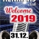Welcome 2019- Silvesterparty