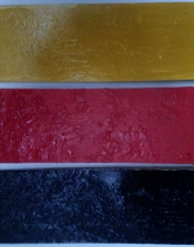 Werte: Schwarz Rot Gold - B&M/Rainer Ruthenbeck