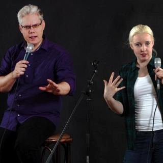 Eins-A-Comedy mit Charlotte und Ralf | Stand-Up-Mixed-Show mit Gästen - Special guest: Alfons, der Repoerter mit dem Puschelmikrofon