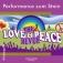Performance zum Stein - The Love & Peace Revue - 50 Jahre Woodstock