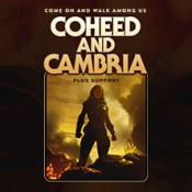 Coheed & Cambria & Support