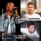Summer Island Open-air 2019: Matthias Reim, Alexander Knappe & Kerstin Ott