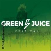 Green Juice Festival 2019 - Tagesticket Samstag