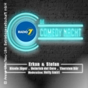 Die Radio 7 Comedy Nacht
