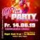 90er Party am Meer - Open Air