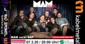 MAM live 2020! BAP-Tribute-Show