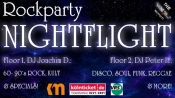 Rockparty auf 2 Dancefloor´s!