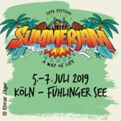 The 34th Summerjam Festival - A Way Of Life