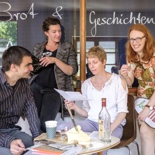 Lesebühne - Bei Hilde: Brot und Geschichten
