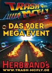 Trash McFly - Das Mega 90er Event