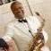 Orgel und Saxophon