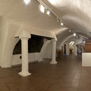 Stadtgeschichtliche Ausstellung im Gewölbekeller