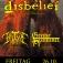 Revolt! - Disbelief, Torture Gut, Gravehammer