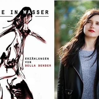 Tinte in Wasser (abgründige Kurzgeschichten) | Autorenlesung mit Bella Bender
