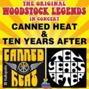 Canned Heat A Taste Of Woodstock - 50 Years Of Woodstock Festival Celebration