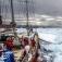 Im Wettlauf mit Sturm und Eis